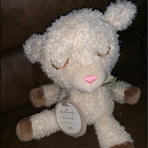 Hallmark Lamb For Snuggles